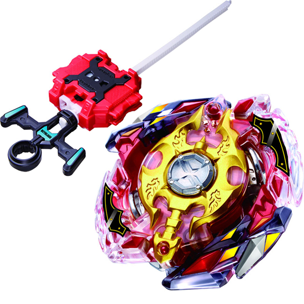 the official beyblade